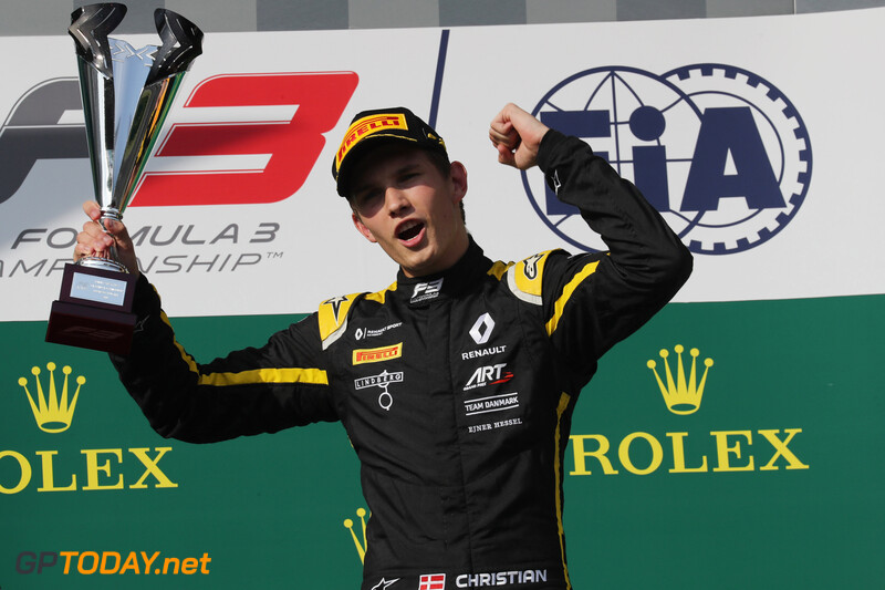 Formula 3 Hungary 2019