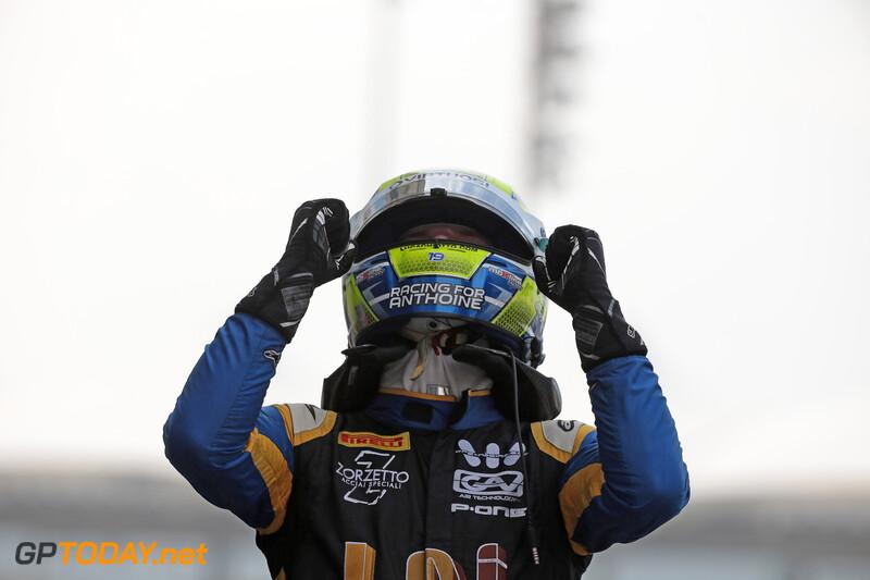 Formule 2 Abu Dhabi 2019