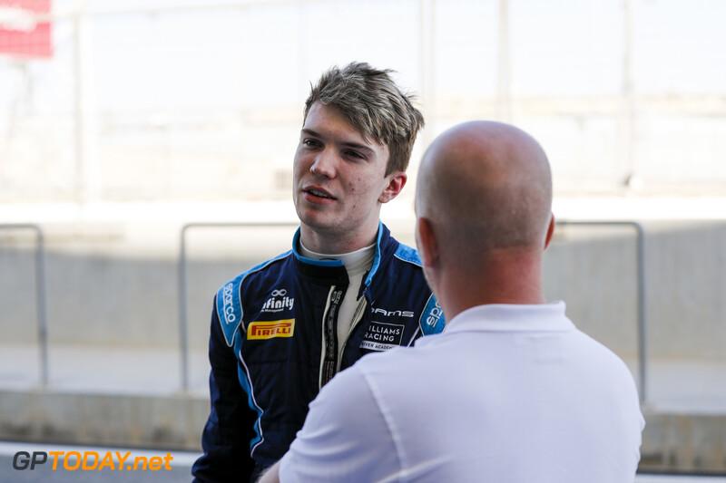 Formula 2 pre-season testing