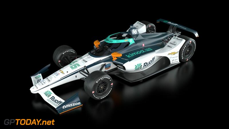 Fernando Alonso 2020 Indy 500 livery
