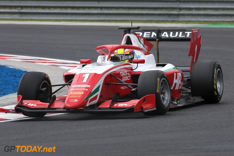Formule 3 Hongarije 2020