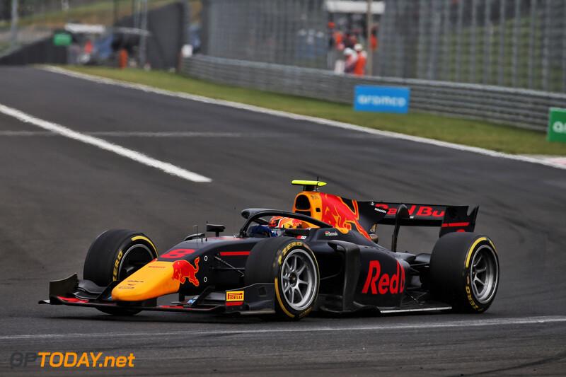 Formule 2 Hongarije 2020