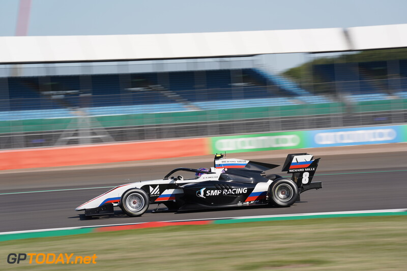 Formule 3 Groot-Brittannië 2020