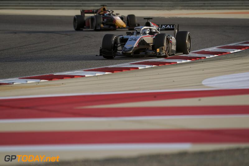 Formule 2 - Sakhir Grand Prix