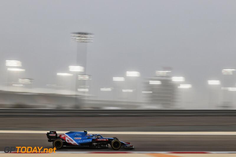 Bahrain, March 12, 2021