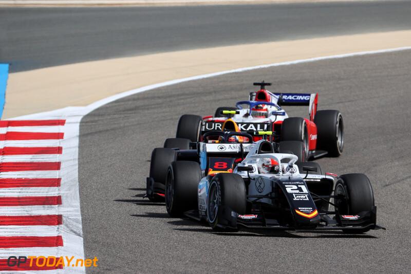 Formule 2 Bahrein 2021