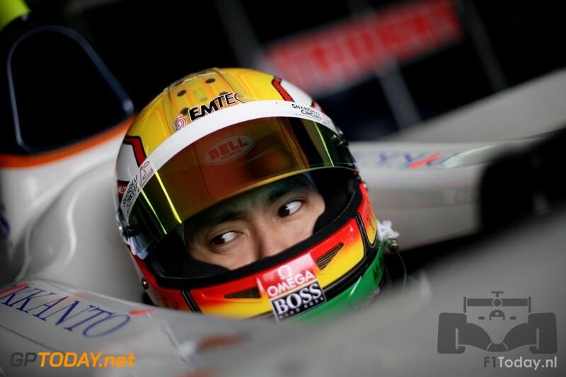 GP2, Paul Ricard - 28-29 februari 2008