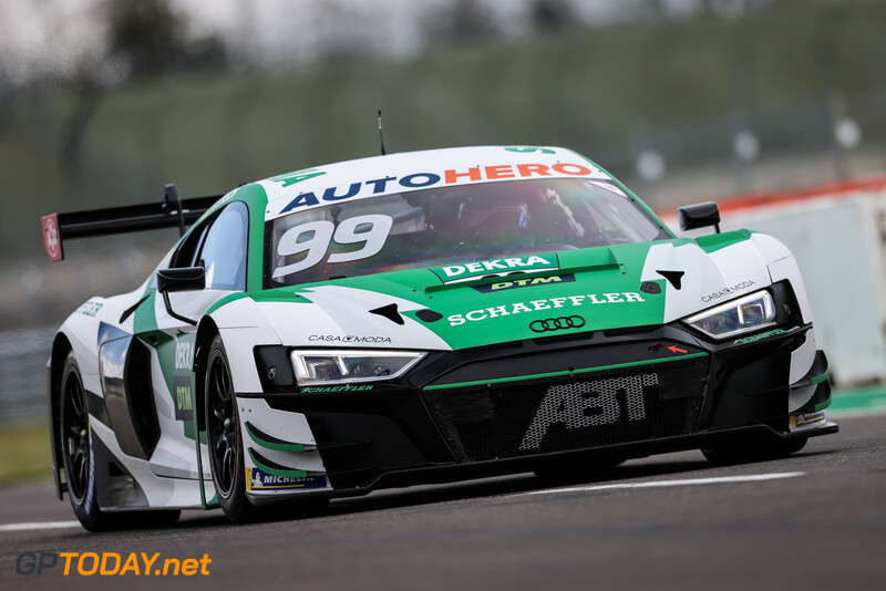 DTM Pre-Season Test, Lausitzring 2021