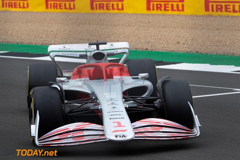 2022 Formula 1-car