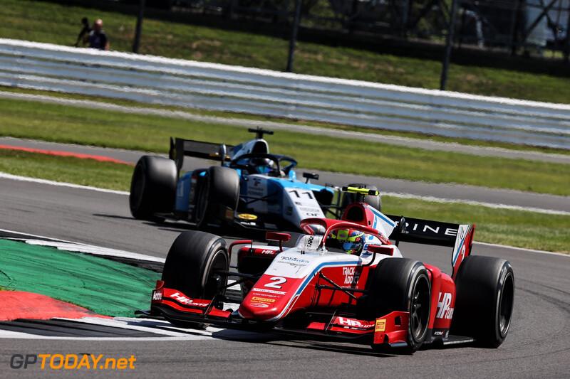 Formule 2 Silverstone 2021