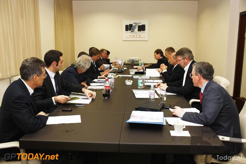 FOTA-bijeenkomst in Genève