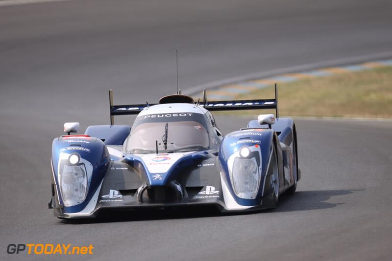24 uur Le Mans 2011 Test Day - 24 april 2011 © Richard de Klerk