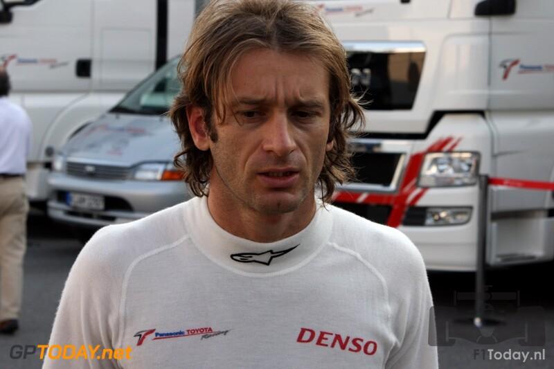 Testsessie Monza, 28 augustus 2008