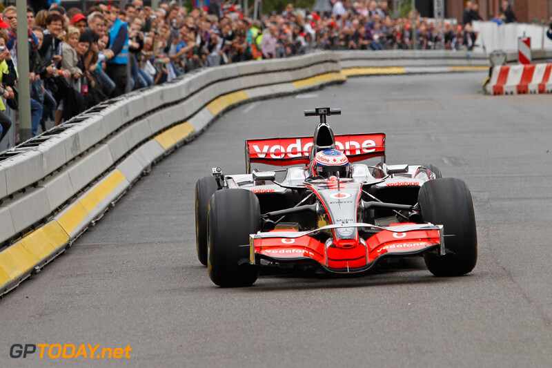 Vodafone F1 Grand Prix in Roggel