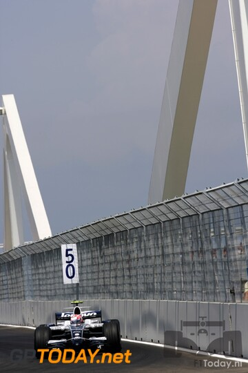 Valencia 2008 - zondag 24 augustus