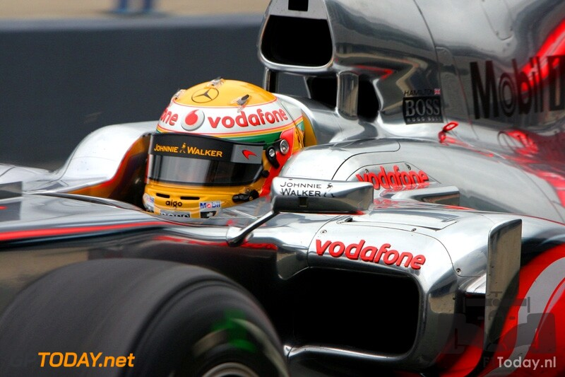Testsessie Jerez, 13 februari 2010