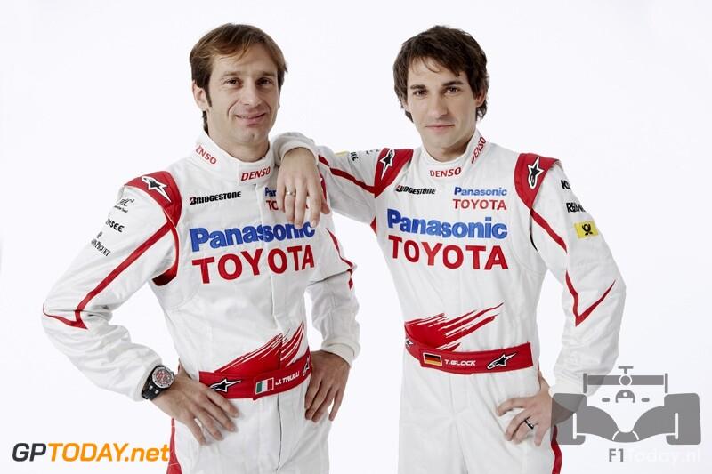 Toyota TF109 - Keulen, 15 januari 2009