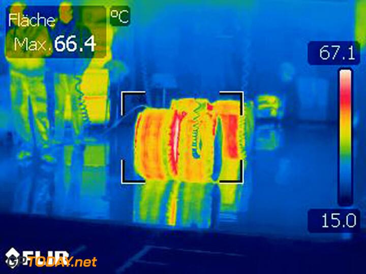 Hittefoto's testsessie Barcelona 2011