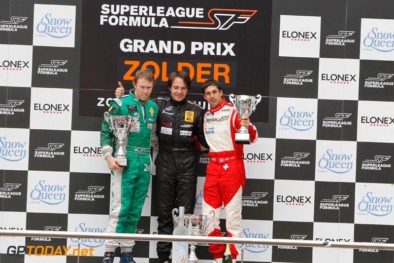 Superleague Formula seizoen 2011