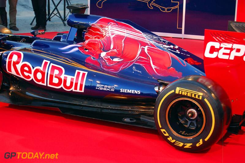 Scuderia Toro Rosso STR7 - Jerez, 6 februari 2012