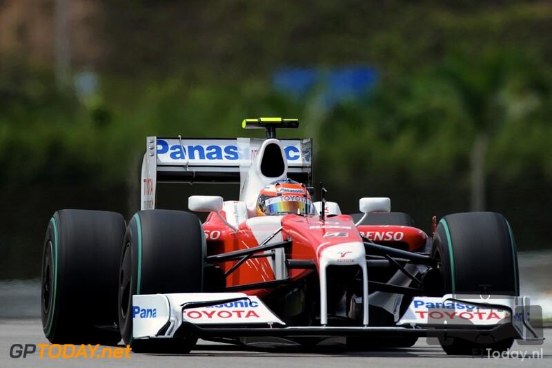 Maleisië 2009 - zondag 5 april