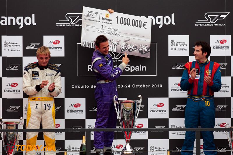 Superleague Formula seizoen 2010