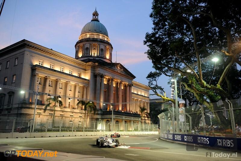 Singapore 2008 - zaterdag 27 september