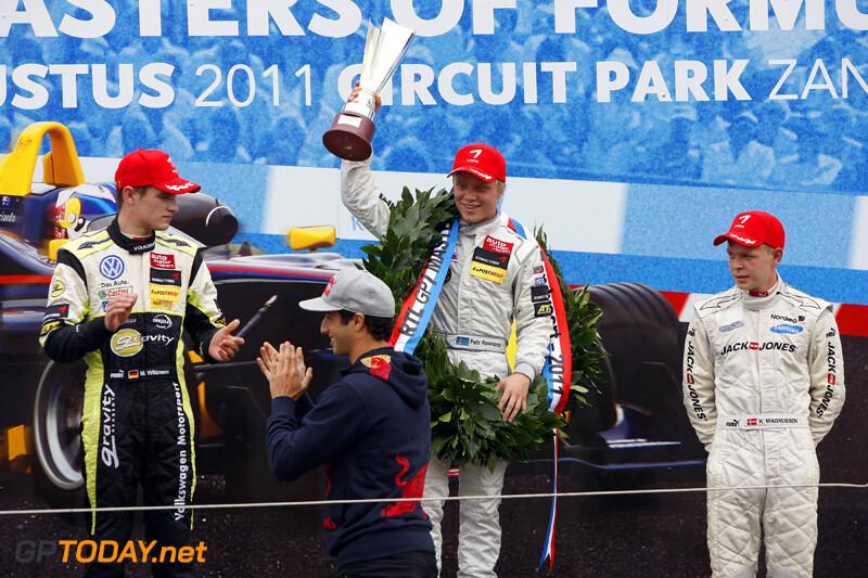 RTL GP Masters of Formula 3 2011