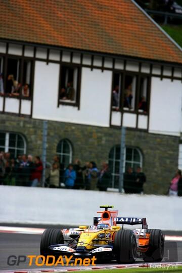 België 2008 - zondag 7 september
