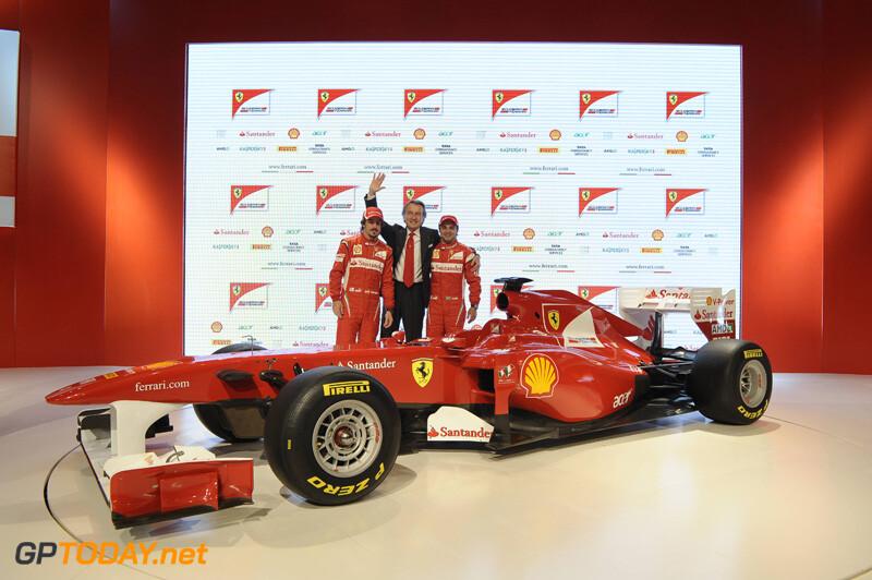Ferrari F150 - Maranello, 28 januari 2011