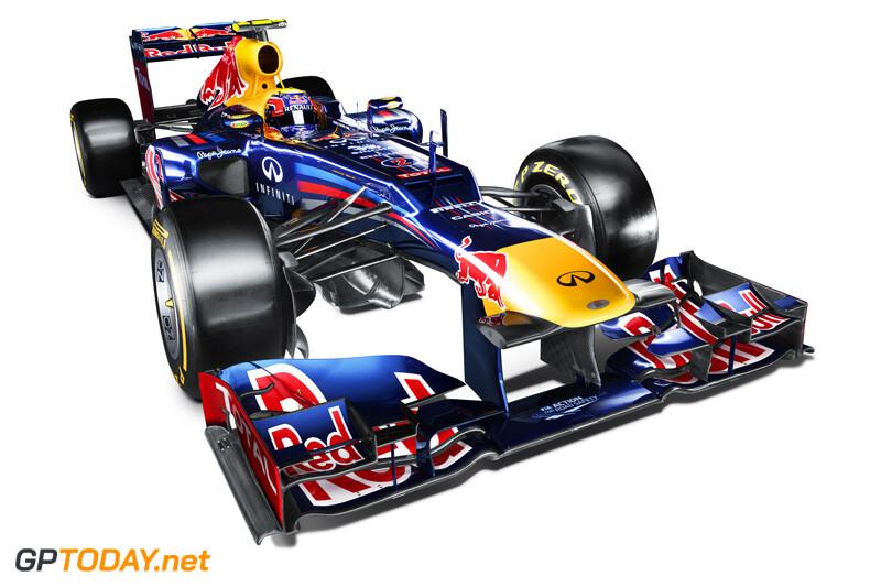 Red Bull Racing RB8 - Milton Keynes, 6 februari 2012