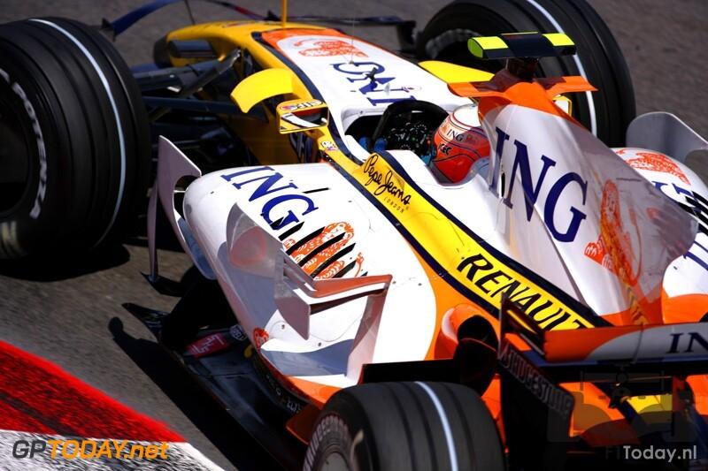 Monaco 2008 - zaterdag 24 mei