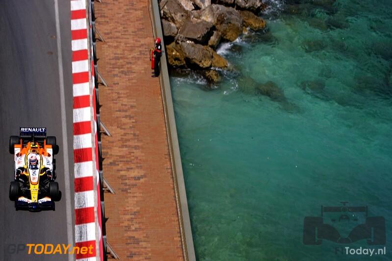 Monaco 2008 - donderdag 22 mei