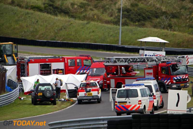 Dodelijk ongeval op Circuit Park Zandvoort