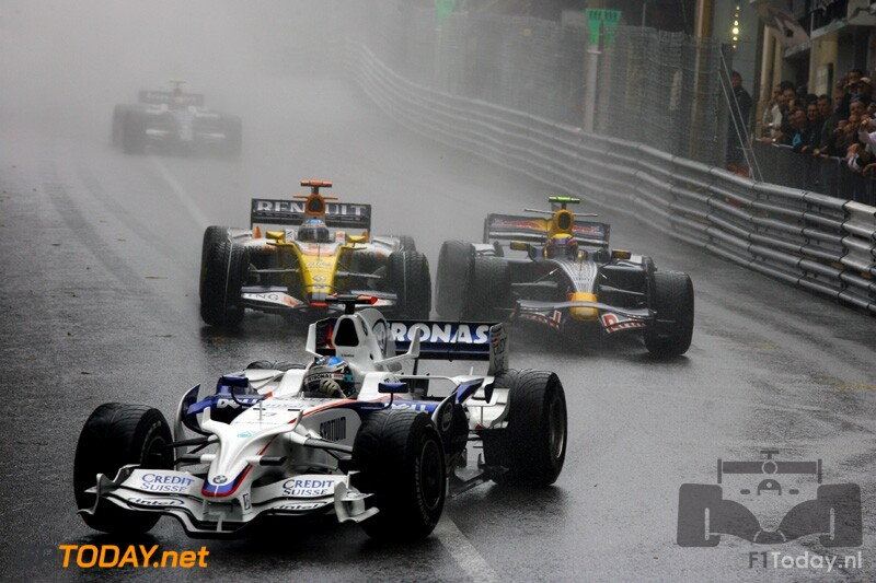 Monaco 2008 - zondag 25 mei