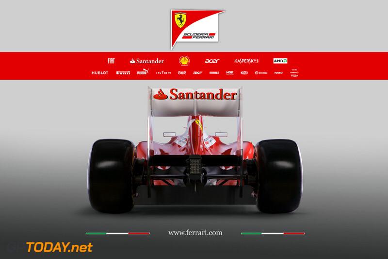 Ferrari F2012 - Maranello, 3 februari 2012