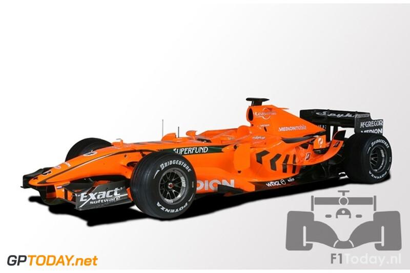 Spyker F1, 5 februari 2007