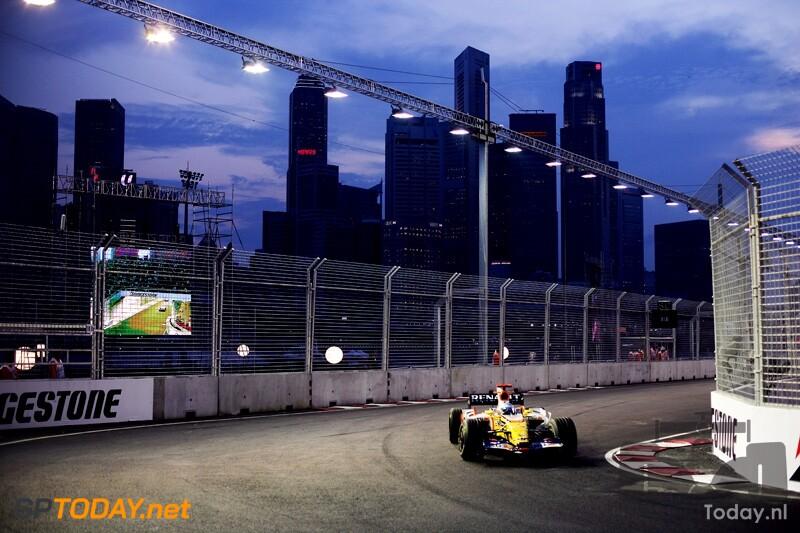 Singapore 2008 - vrijdag 26 september