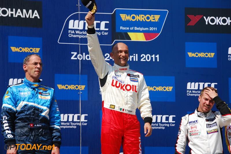 WTCC Zolder 2011