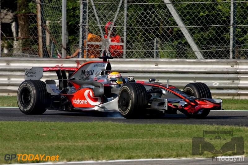 Testsessie Monza, 29 augustus 2008