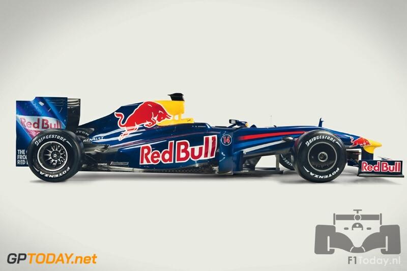 Red Bull Racing RB5 - Jerez, 9 februari 2009