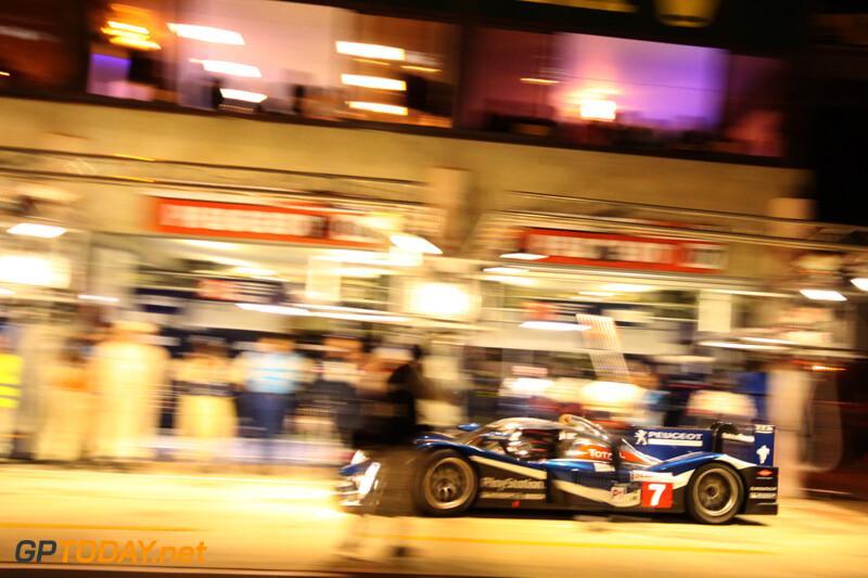 24 uur van Le Mans 2011 - Donderdag © Richard de Klerk