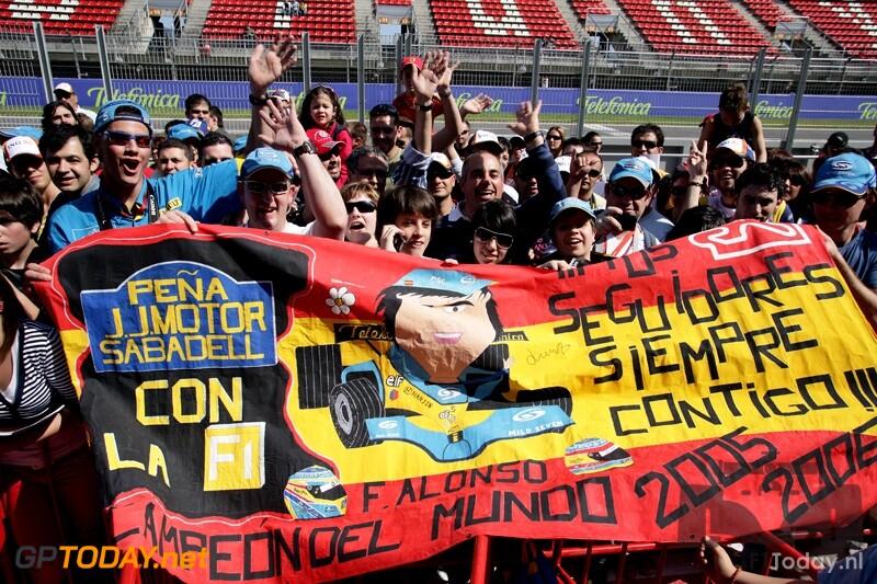 Spanje 2008 - vrijdag 25 april