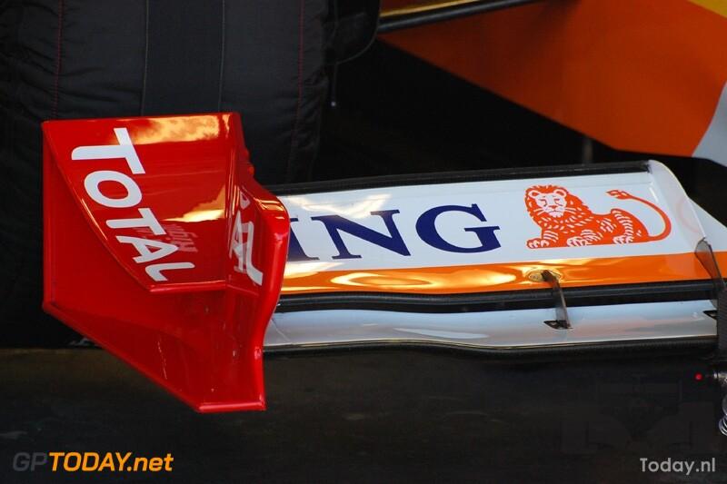 Testsessie Jerez, 13 februari 2009