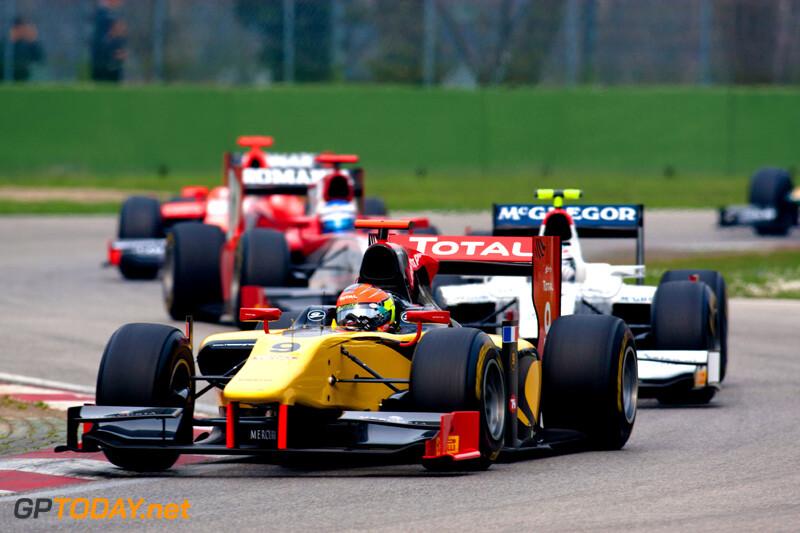 GP2 Asia Series seizoen 2011