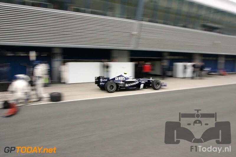 Testsessie Jerez, 7 februari 2007