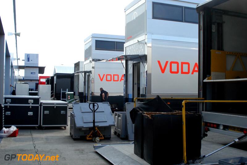 Jerez, voorbereidingen 8-9 februari 2011