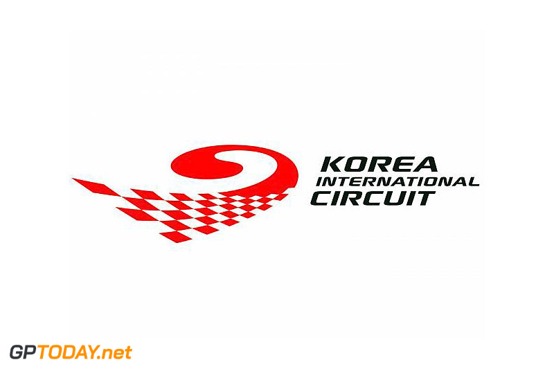 F1 Korean Grand Prix 2010 Logo