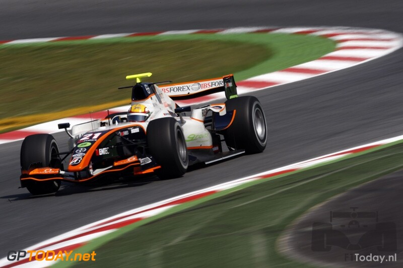 GP2 Spanje 2008