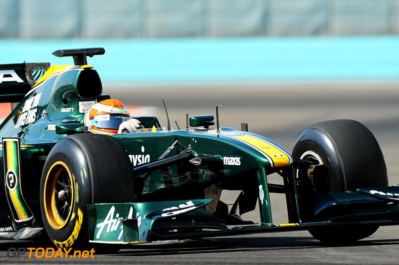 Pirelli-test Abu Dhabi, 19-20 november 2010